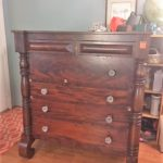 vintage empire chest