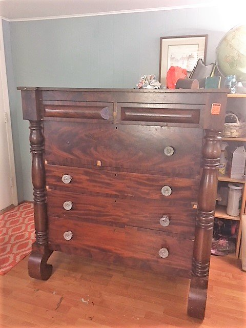 Favorite Find Monday: Huge Empire Chest
