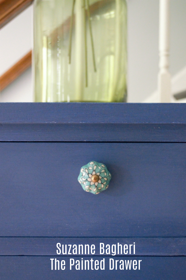 Napoleonic Blue Dresser