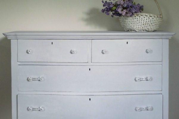 Cottage Gray Dresser