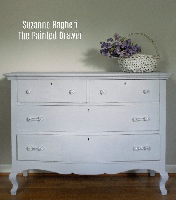 Cottage Gray Dresser