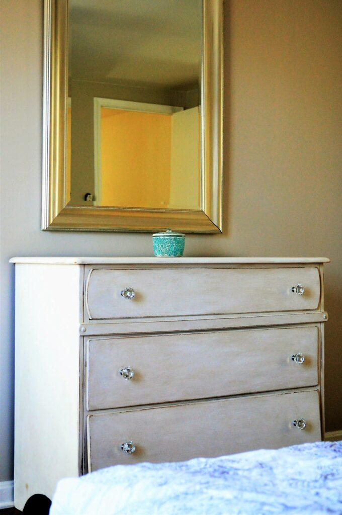 Annie Sloan Layered Dresser
