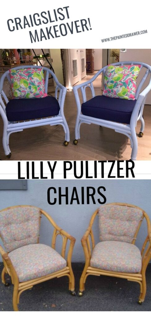 Lilly Pulitzer Inspired Makeover