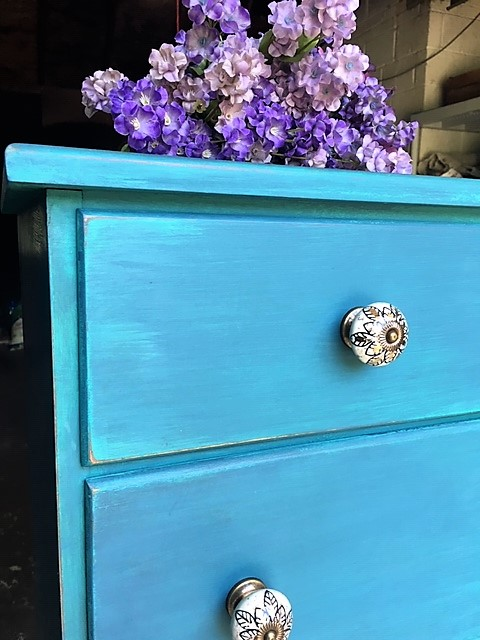 Florence and Aubusson Dresser