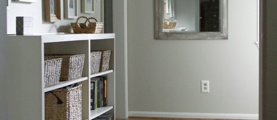 Pics to Share: Hallway and Bathroom Redo!