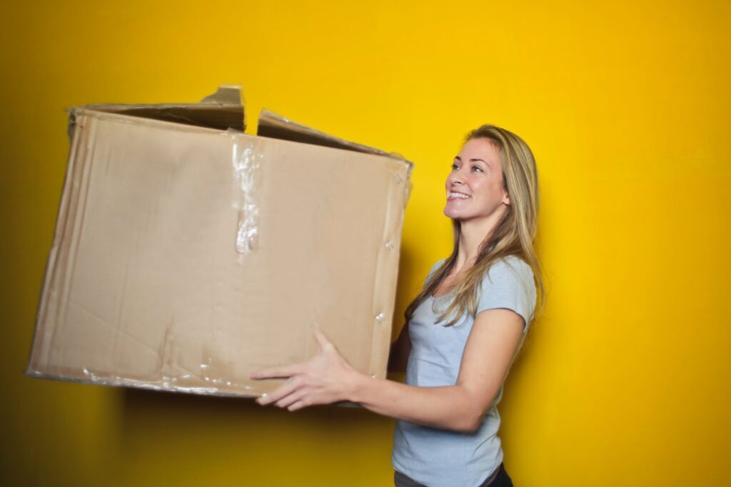 Remove the Stress from Moving House