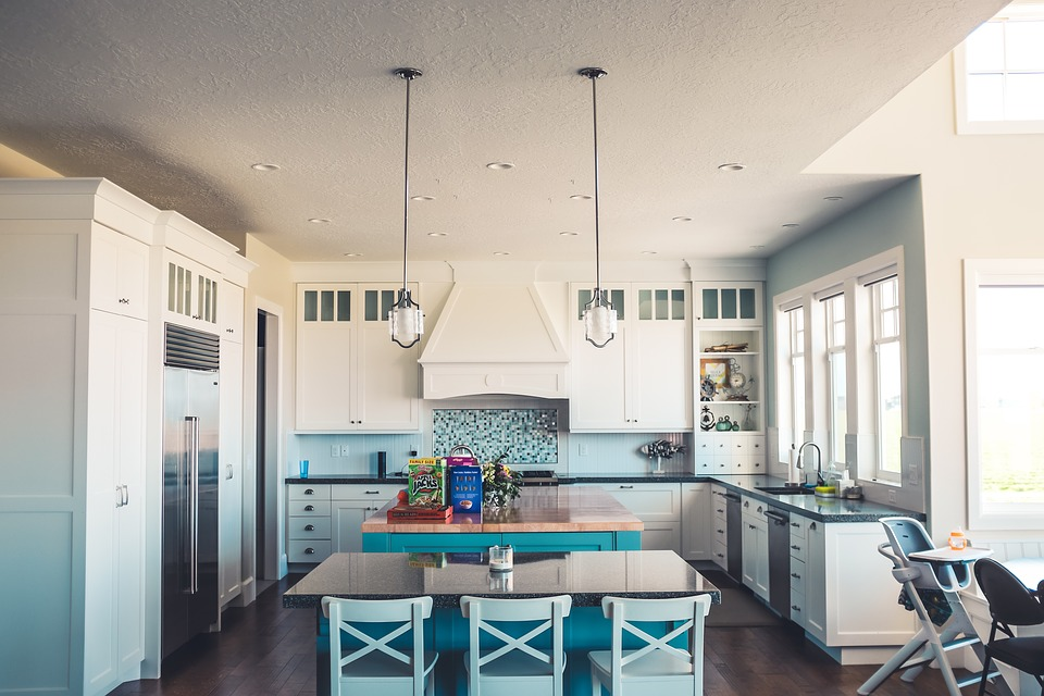 4 Rules for Designing the Perfect Kitchen Layout