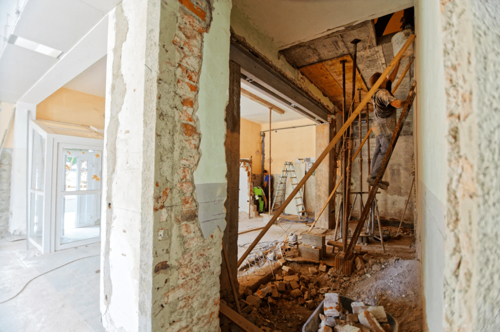 Simple Steps to Maintain Your Sanity in the Midst of a Major Home Renovation