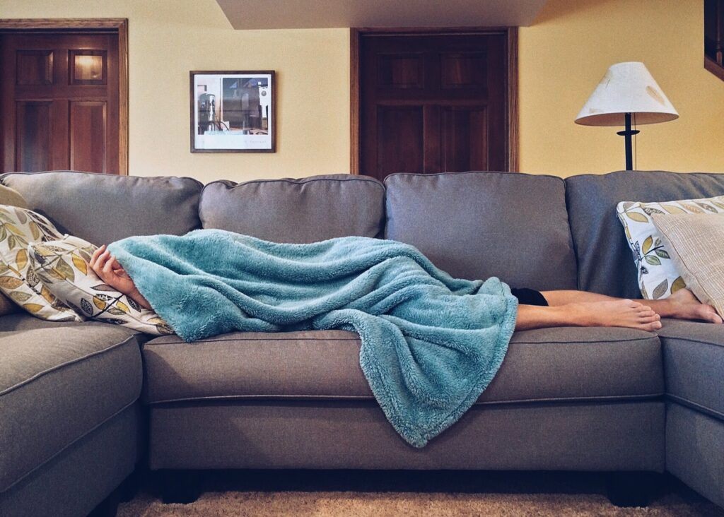 A Few Things You Can Do While On Lockdown To Get A Better Nights Sleep
