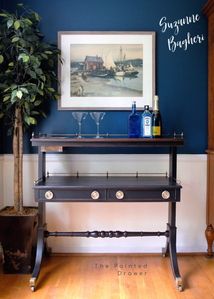 Vintage Bar Furniture Flip – Before and After