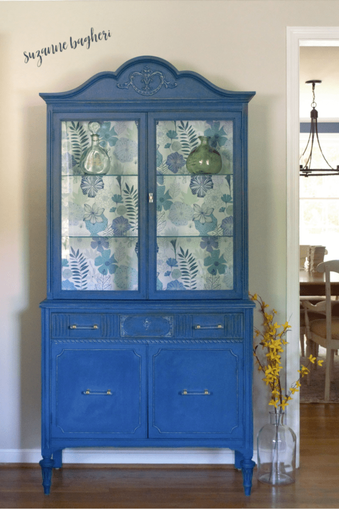 Shasta Lake Cabinet Furniture Flip – Before and After!